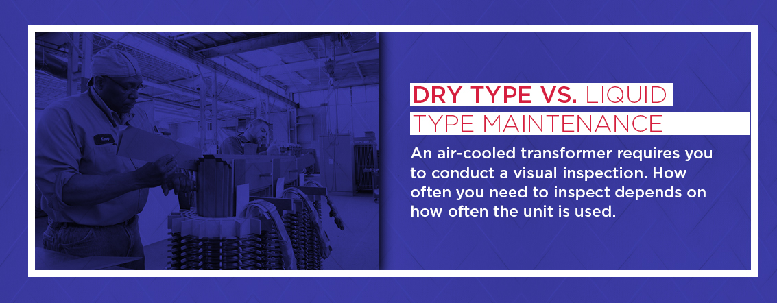 Dry-Type vs. Liquid Transformers