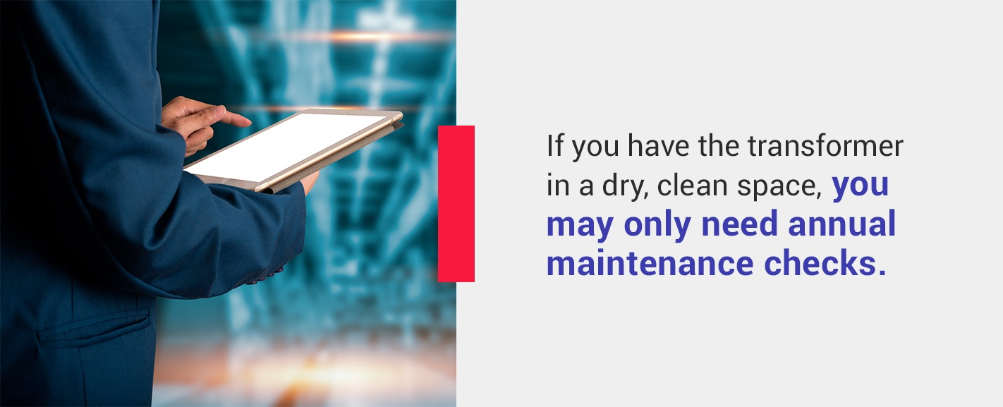 Guide to Dry Type Transformer Maintenance